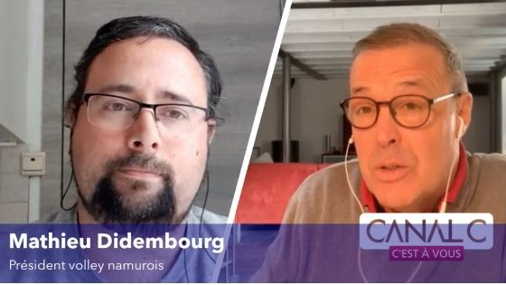 Interview Mathieu Didembourg Canal C 2 mai 2020